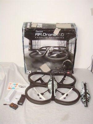 Reiterate AR DRONE 2.0 ELITE EDITION QUADCOPTER HD CAMERA DRONE