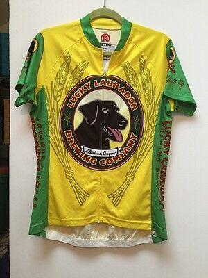 86750cd4654 54. Micro Beer Jerseys MBJ Lucky Labrador Brewing Co. Cycling Jersey  Women's XL