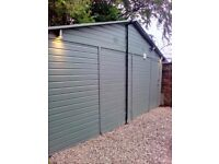 HIGHLY SECURE PARTIAL GARAGE available for storage | Dundee (DD2)