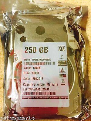 "2.5"" 250GB 10000RPM 64MB Cache SATA 6.0Gb Enterprise / Serve"