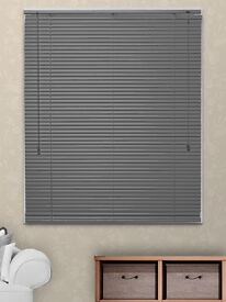 Cool Grey Aluminium Blind - Was £50 - wrong size ordered