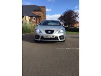 ** SEAT LEON FR TDI 2007 (07) ** DPF REMOVED +REMAPPED **
