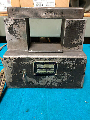 Reco Model SC Induction Bearing Heater - 110v 1