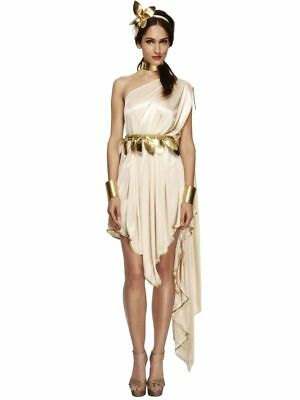 Damen Kostüm griechische römische Göttin Kleid und Zubehör Römerin Griechin