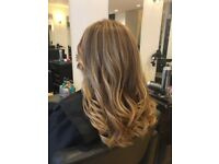 Highlights + cut and blow dry Xmas deal!!!!
