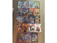 Children's DVD's bundle