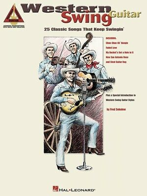 Western Swing Guitar Sheet Music Guitar Tablature NEW 000690088