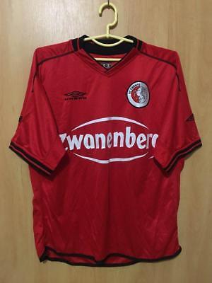 FC TWENTE NETHERLANDS 2004/2005 HOME FOOTBALL SHIRT JERSEY UMBRO image