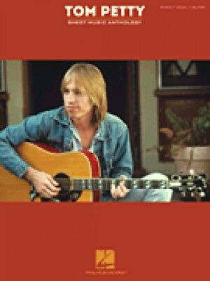 Tom Petty Sheet Music Anthology Piano Vocal Guitar SongBook NEW 000236099