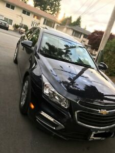 2015 Chevrolet Cruze ( LOW KMS)