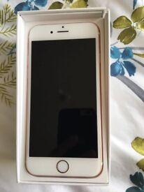 iPhone 6s 02 / Giffgaff 16GB Rose Gold Very Good Condition