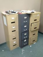 4 drawer Vertical Filing Cabinets for SALE