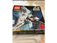 Lego Star Wars imperial shuttle Rare