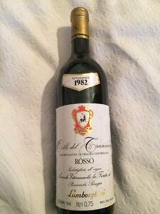 Bottiglia-Da-Collezione-Vino-Rosso-Colli-Del-Trasimeno-Anno-1982