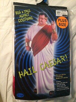 Big & Tall Costume: Hail Caesar