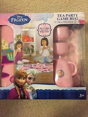 NIB Disney Frozen Tea Party 31 x 44