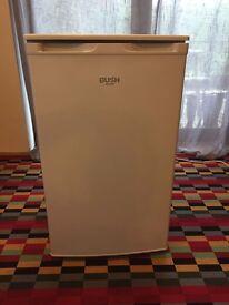 Pristine Bush BUCR5085 100L Under Counter Fridge with Freezer compartment - White - 10 months Old