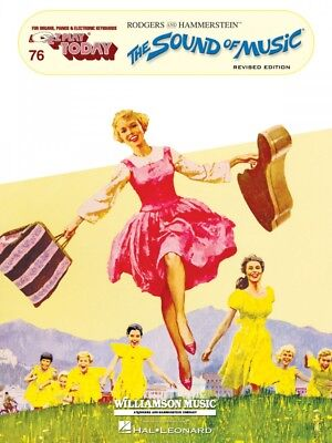 The Sound of Music Sheet Music E-Z Play Today Book NEW 000100572