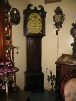 ANTIQUE GRAND-FATHERS CLOCKS