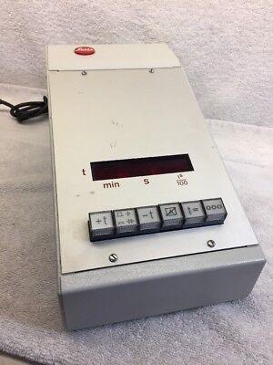 Ernst Leitz Gmbh Wetzlar Camera Control 301-286.200 1266
