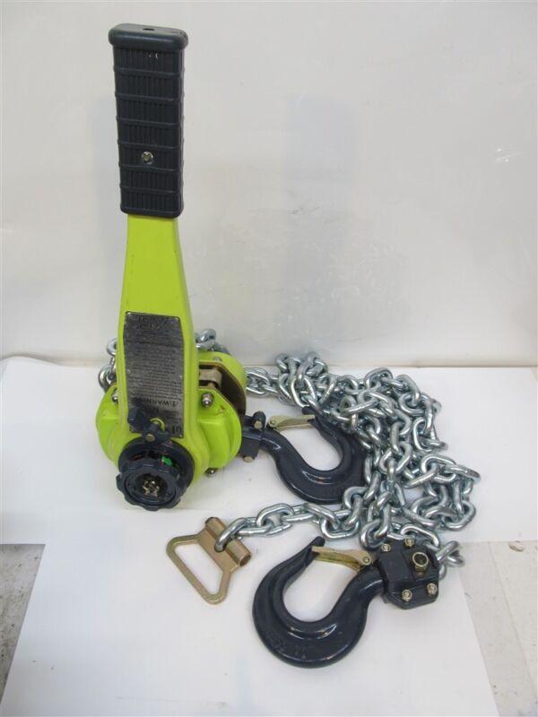 AMH X5L07056, 3-1/2 Ton Lever Chain Hoist X5, 10