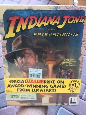 Indiana Jones and the Fate of Atlantis 3.5