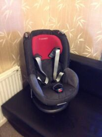 Maxi Cosi TOBI car seat From approx. 9 months up to 4 years 9-18 kg