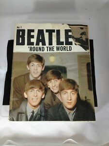 Beatles-Round-The-World-Magazine-1964-No-1-Published-by-Acme-News-Co-Inc