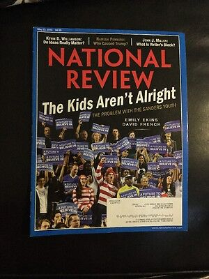 National Review Magazine May 23  2016