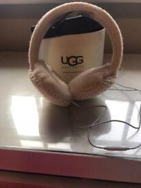 Ugg wired earmuffs