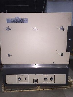 Thermolyne Mechanical Convection Oven Model Ov18