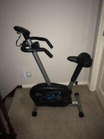 V-Fit multi-speed exercise bike