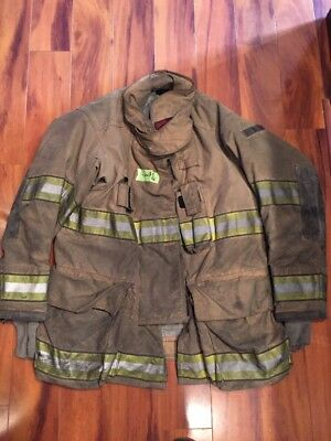 Firefighter Globe Turnout Bunker Coat 46x35 G-xtreme Halloween Costume 2006