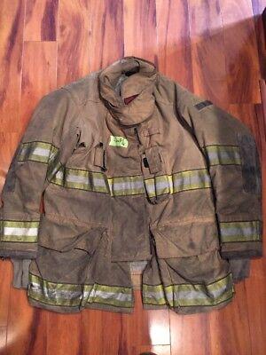 Firefighter Globe Turnout Bunker Coat 46x35 G-xtreme Halloween Costume 2006