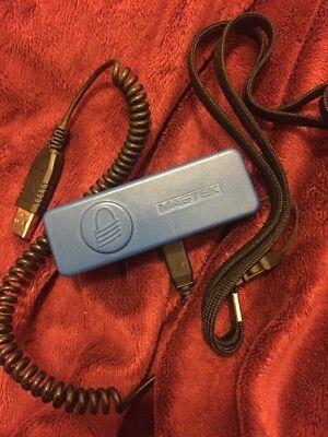 Magtek 21073034 Magnetic Stripe Swipe Credit Usb Card Reader