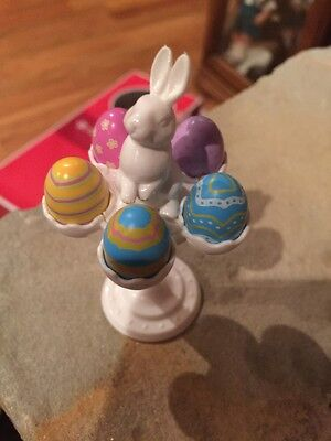 American Girl doll Bunny And Egg Holder