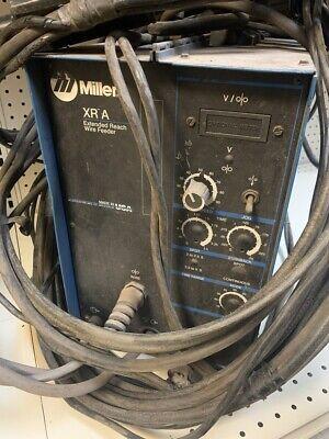 Miller Xr-30a Extended Reach Wire Feeder