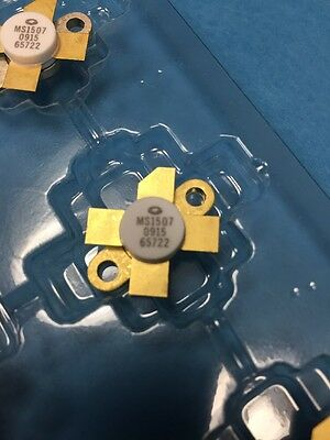 Microsemi Ms1507 Rf Power Transistor