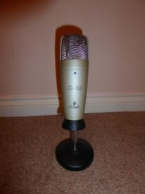 Behringer USB microphone