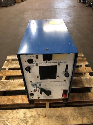 Airco 150 Ampere Acdc Msm Heliwelder 1341-0245 Fast Shipping Warranty