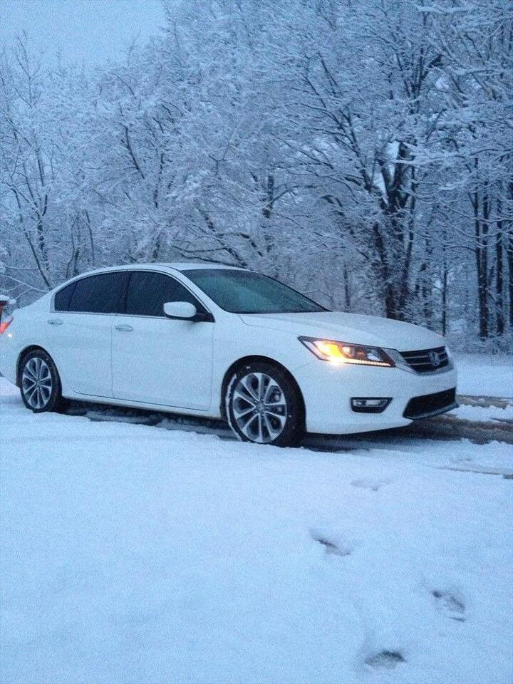 2013 2018 honda accord new snow tire packages p205 65 16