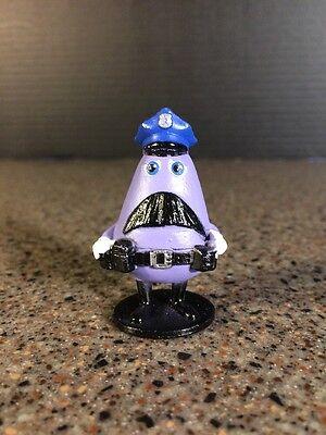 "Disney Pixar 2"" Subconscious Guard Police Inside Out PVC Figures"