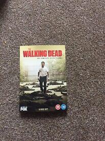 Walking Dead Complete Season 6 DVD'S