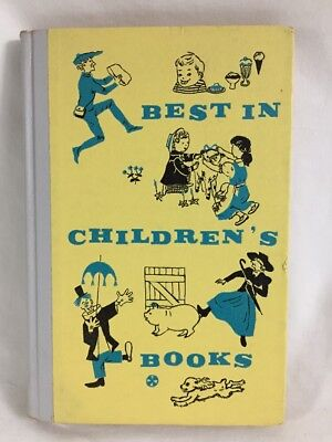 Best In Children's Books 1958 ~  #14 ~ See Pictures for