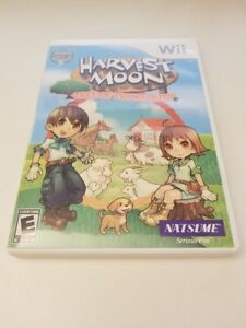 Harvest Moon Tree of Tranquility Wii
