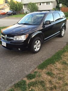 Dodge Journey SXT 2010 - 7 seats.