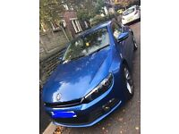 Scirocco 2.0 TDI BlueMotion GT Edition 2012 61 PLATE (NOT Golf R R32 S3 Evogue Range Rover RS3 GTI)