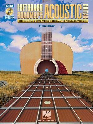 The Essential Guitar Patterns That Al 000696514 Fretboard Roadmaps 2nd Edition