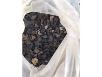 Artificial Bark (Rubber) 40 bags Approx - SW19