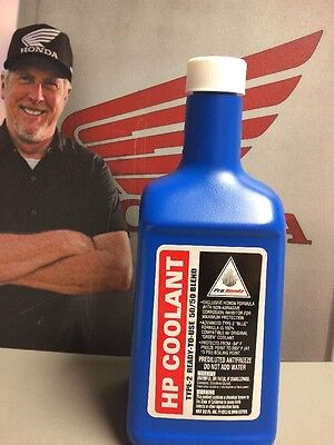 Honda Type 2 HP Coolant OEM 32 fl oz 08C50-C321S02